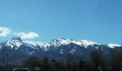 八ヶ岳でリフレッシュ①